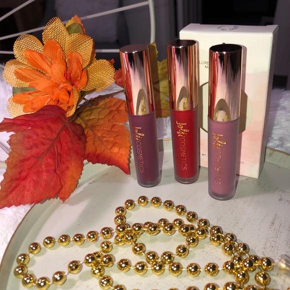 Other - New Set of Jolii lip matte color